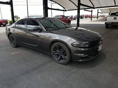 2017 Dodge Charger for sale at Jerry's Buick GMC in Weatherford TX