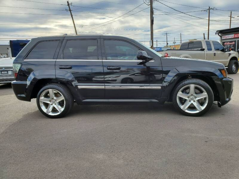 2006 Jeep Grand Cherokee SRT8 4dr SUV 4WD w/ Front Side Airbags - Denver CO