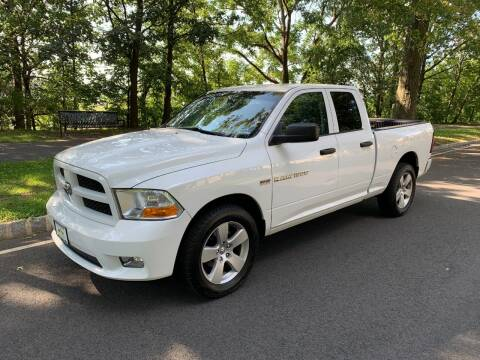 2012 RAM Ram Pickup 1500 for sale at Crazy Cars Auto Sale in Jersey City NJ
