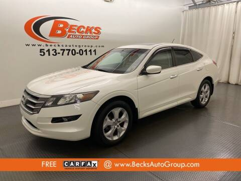 2012 Honda Crosstour for sale at Becks Auto Group in Mason OH