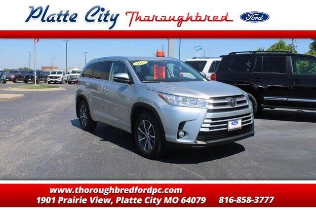 2018 Toyota Highlander for sale in Platte City, MO