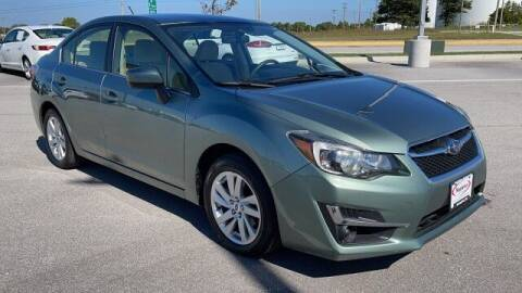 2016 Subaru Impreza for sale at Napleton Autowerks in Springfield MO