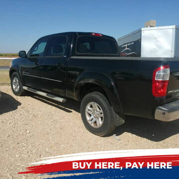 2006 Toyota Tundra for sale at BENHAM AUTO INC in Lubbock TX
