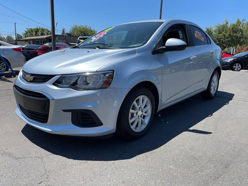 2018 Chevrolet Sonic for sale at 5 Star Auto Sales in Modesto CA