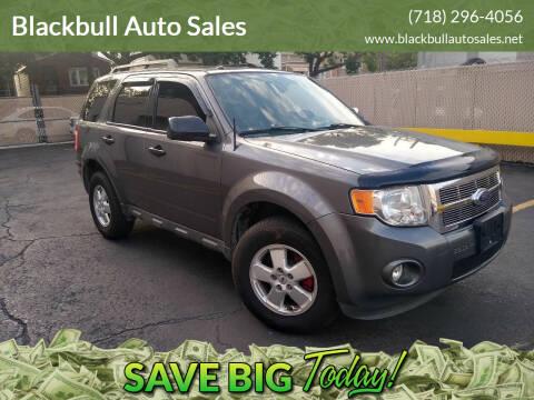 2012 Ford Escape for sale at Blackbull Auto Sales in Ozone Park NY