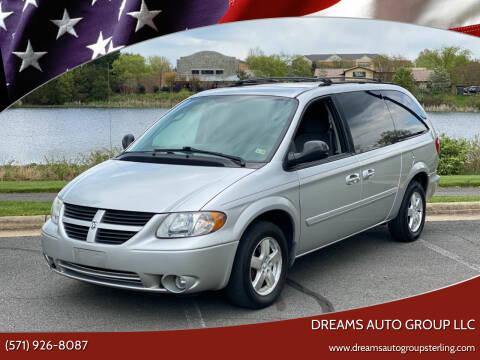 2007 Dodge Grand Caravan for sale at Dreams Auto Group LLC in Sterling VA