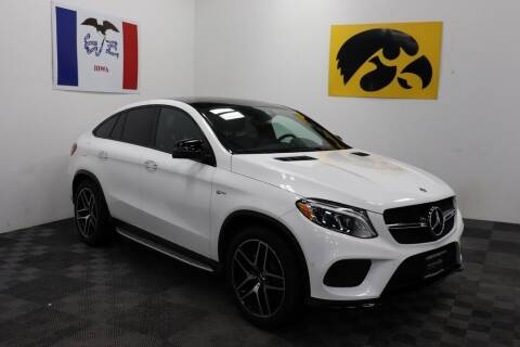 2019 Mercedes-Benz GLE for sale at Carousel Auto Group in Iowa City IA