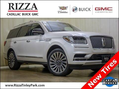 2018 Lincoln Navigator for sale at Rizza Buick GMC Cadillac in Tinley Park IL