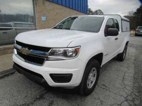 2017 Chevrolet Colorado for sale at Southern Auto Solutions - 1st Choice Autos in Marietta GA