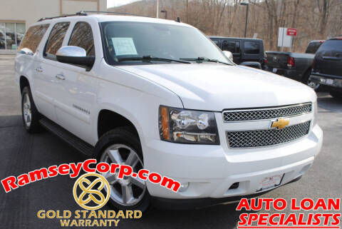 2008 Chevrolet Suburban for sale at Ramsey Corp. in West Milford NJ