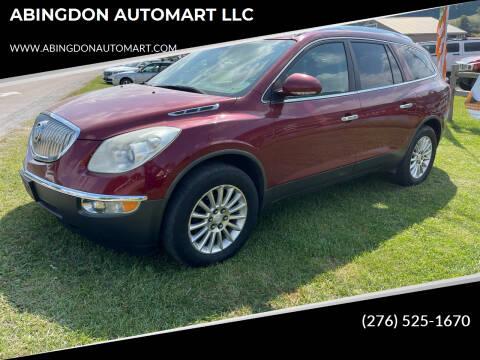 2011 Buick Enclave for sale at ABINGDON AUTOMART LLC in Abingdon VA