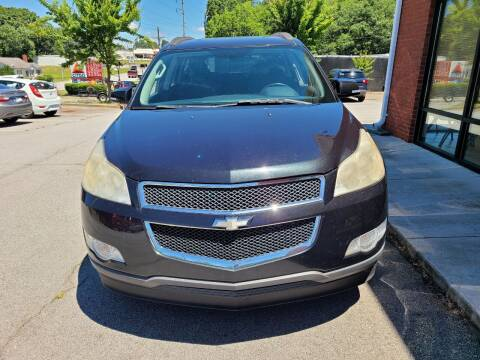 2010 Chevrolet Traverse for sale at Credit Cars LLC in Lawrenceville GA