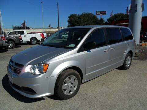 2011 Dodge Grand Caravan for sale at Talisman Motor City in Houston TX