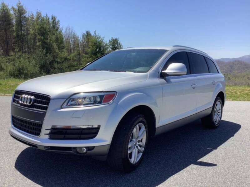 2007 Audi Q7 for sale in Boone, NC