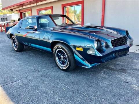 1979 Chevrolet Camaro for sale at Richardson Sales & Service in Highland IN