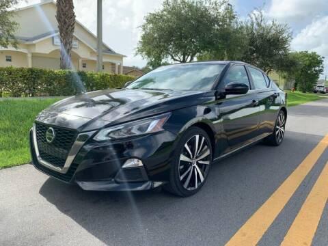 2019 Nissan Altima for sale at GTR Motors in Davie FL