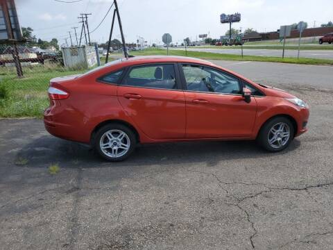 2018 Ford Fiesta for sale at Carlisle's in Canton OH