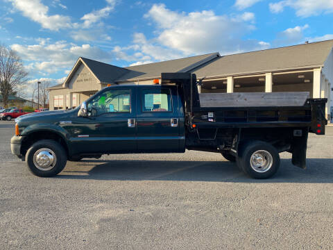 2007 Ford F-350 Super Duty for sale at Keystone Used Auto Sales in Brodheadsville PA