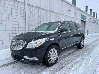 2017 Buick Enclave for sale at GRAFF CHEVROLET BAY CITY in Bay City MI