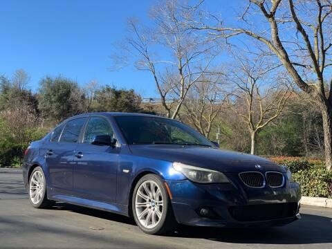 2010 BMW 5 Series for sale at AutoAffari LLC in Sacramento CA
