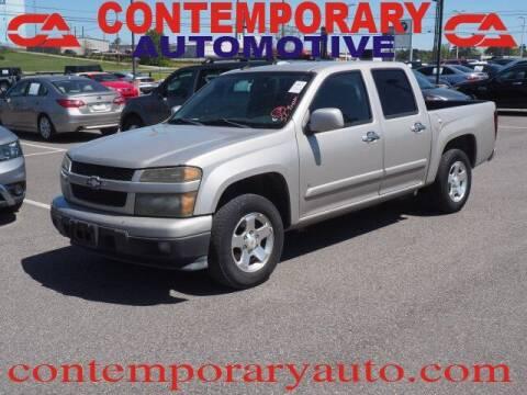 2009 Chevrolet Colorado for sale at Contemporary Auto in Tuscaloosa AL
