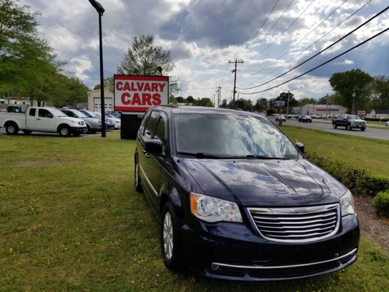 2013 Chrysler Town and Country for sale at Calvary Cars & Service Inc. in Norfolk VA