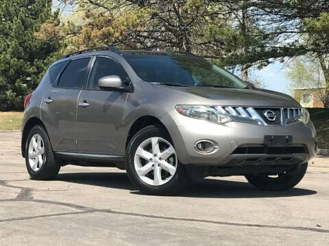 2009 Nissan Murano for sale at Used Cars and Trucks For Less in Millcreek UT