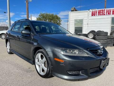 2005 Mazda MAZDA6 for sale at Eastside Auto Sales in El Paso TX