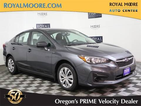 2018 Subaru Impreza for sale at Royal Moore Custom Finance in Hillsboro OR