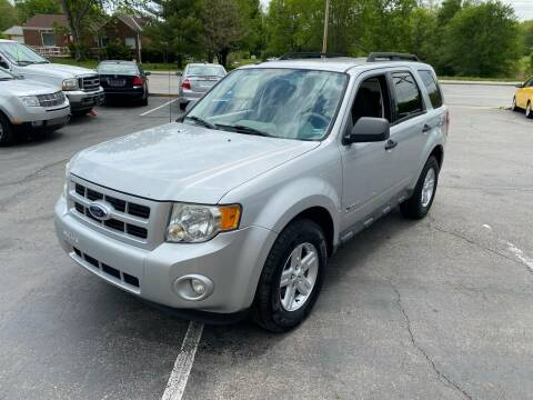 2009 Ford Escape Hybrid for sale at Auto Choice in Belton MO