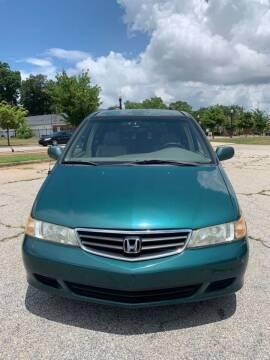 2002 Honda Odyssey for sale at Affordable Dream Cars in Lake City GA