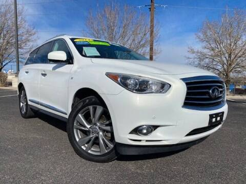 2014 Infiniti QX60 for sale at UNITED Automotive in Denver CO