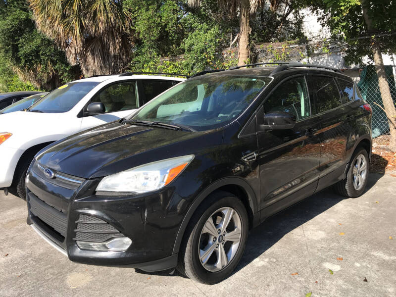 2013 Ford Escape for sale at FIRST FLORIDA MOTOR SPORTS in Pompano Beach FL
