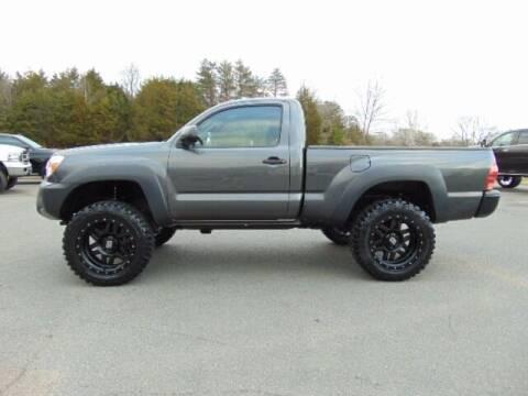 2013 Toyota Tacoma for sale at E & M AUTO SALES in Locust Grove VA