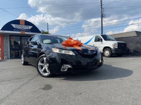 2009 Acura TL for sale at OTOCITY in Totowa NJ