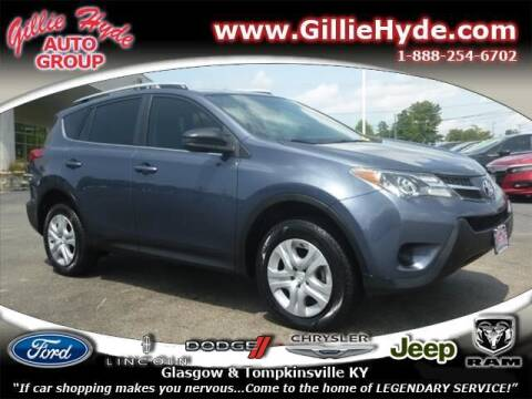 2014 Toyota RAV4 for sale at Gillie Hyde Auto Group in Glasgow KY
