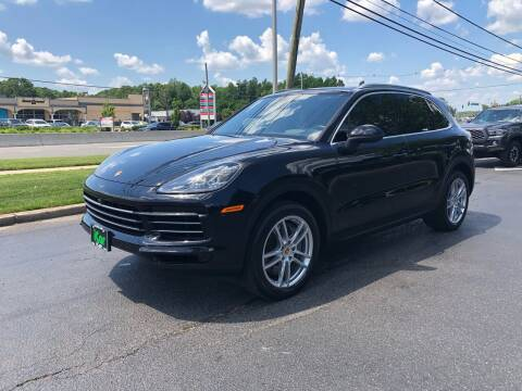 2019 Porsche Cayenne for sale at iCar Auto Sales in Howell NJ