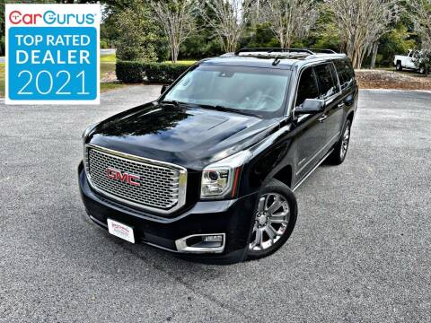 2016 GMC Yukon XL for sale at Brothers Auto Sales of Conway in Conway SC