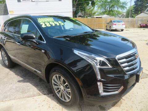 2018 Cadillac XT5 for sale at Uno's Auto Sales in Milwaukee WI