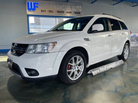 2011 Dodge Journey for sale at Wes Financial Auto in Dearborn Heights MI