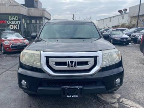 2010 Honda Pilot for sale at A&R Motors in Baltimore MD