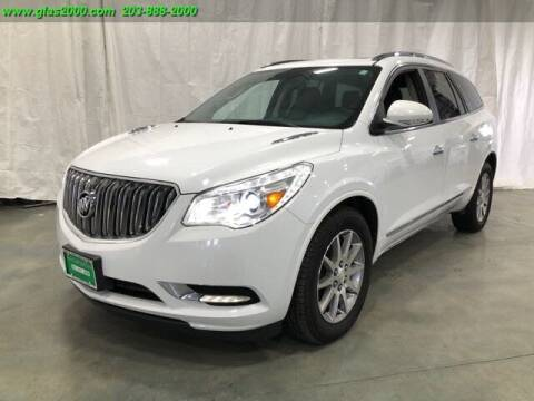 2016 Buick Enclave for sale at Green Light Auto Sales LLC in Bethany CT