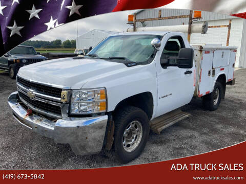 2007 Chevrolet Silverado 3500HD for sale at Ada Truck Sales in Ada OH