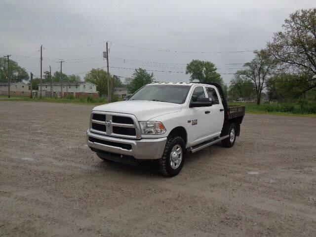 2018 RAM Ram Pickup 2500 for sale at SLD Enterprises LLC in Sauget IL
