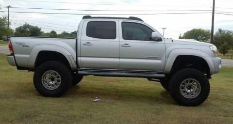 2006 Toyota Tacoma for sale at H & H AUTO SALES in San Antonio TX