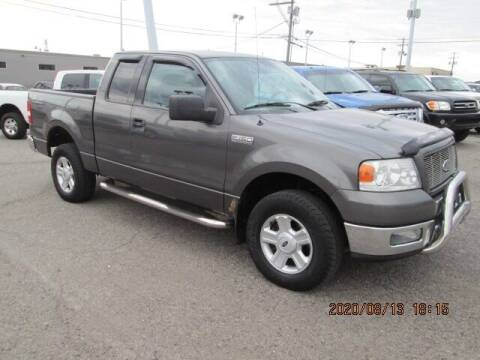 2004 Ford F-150 for sale at Auto Acres in Billings MT