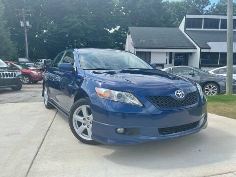 2007 Toyota Camry for sale at Alpha Car Land LLC in Snellville GA