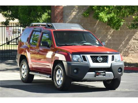 2010 Nissan Xterra for sale at A-1 Auto Wholesale in Sacramento CA