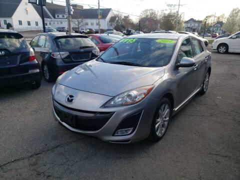 2011 Mazda MAZDA3 for sale at TC Auto Repair and Sales Inc in Abington MA