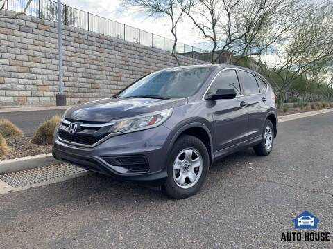 2016 Honda CR-V for sale at AUTO HOUSE TEMPE in Tempe AZ